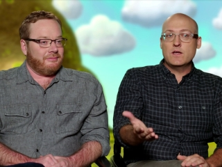 Trolls: Mike Mitchell And Walt Dohrn
