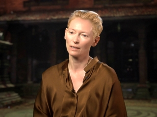 Doctor Strange: Tilda Swinton On What Appealed To Her About The Film