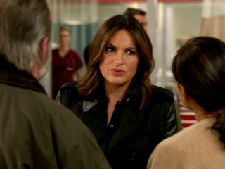 Law & Order: Special Victims Unit: Benson Talks To Eva's Parents