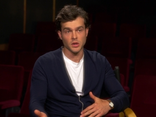 Rules Don't Apply: Alden Ehrenreich On Spending Time With Warren Beatty