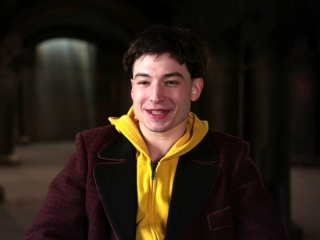 Fantastic Beasts And Where To Find Them: Ezra Miller On His Relationship To The Wizarding World