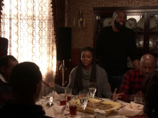 Almost Christmas: Table Manners (Featurette)