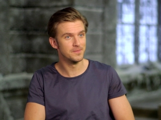 Beauty And The Beast: Dan Stevens On His Excitement To Play His Character