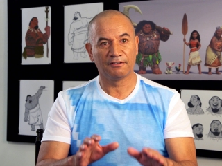 Moana: Temuera Morrison On His Character's Look And Personality