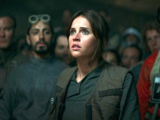 Rogue One: A Star Wars Story: Jyn Rallies The Rebel Alliance