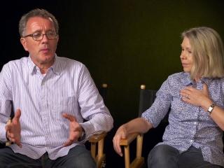 La La Land: Sandy And David Wasco On The Film's Large Frame Size