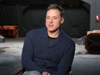 Rogue One: A Star Wars Story: Alan Tudyk On K-2SO's Origins And Childlike Nature