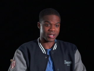 Fences: Jovan Adepo On His Character 'Cory'