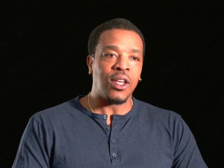 Fences: Russell Hornsby On Shooting In The Hill District