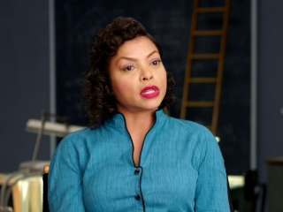 Hidden Figures: Taraji P. Henson On Being Offered The Role