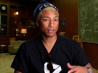 Hidden Figures: Pharrell Williams On Why The Project Was A Good Fit For Him