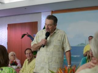 The Comedian: Dreidel