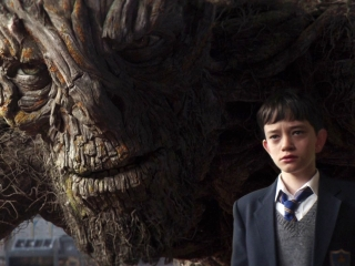 A Monster Calls: Lunch Room