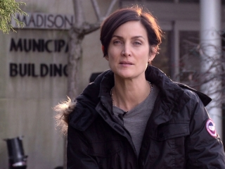 The Bye Bye Man: Carrie-Anne Moss On What Intrigued Her About The Film