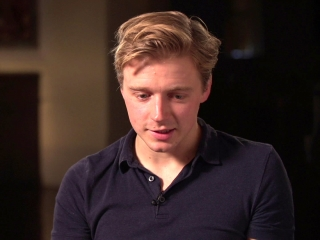 A United Kingdom: Jack Lowden On Playing His Character