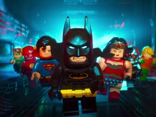 The Lego Batman Movie: Behind The Bricks (Featurette)