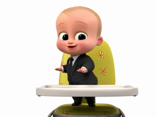 The Boss Baby: Cute Face (Vlog)