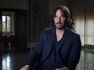 John Wick: Chapter 2: Keanu Reeves On Playing John Wick