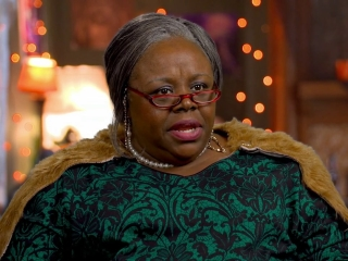 Tyler Perry's Boo! A Madea Haloween: Directing And Acting
