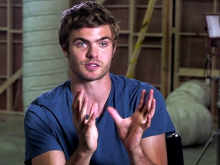 Rings: Alex Roe On What 'Holt' Gets Involved With