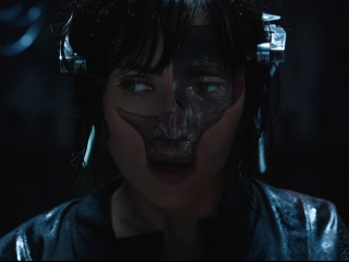 Ghost In The Shell (Big Game Spot)