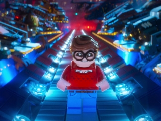 The Lego Batman Movie: It's The Batcave