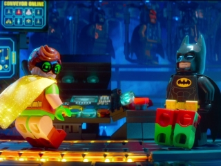 The Lego Batman Movie: Reggae Man