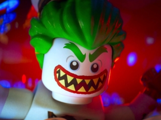 The Lego Batman Movie: Batman Will Stop You