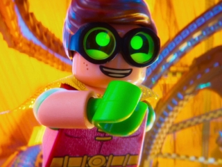 The Lego Batman Movie: Robin
