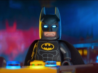 The Lego Batman Movie: Raise Your Son