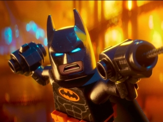 The Lego Batman Movie: I Like To Fight Around