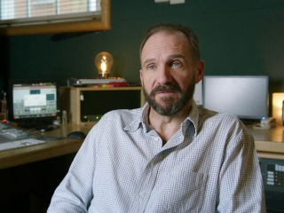 The Lego Batman Movie: Ralph Fiennes On Working In Animation
