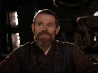The Great Wall: Willem Dafoe On His Character