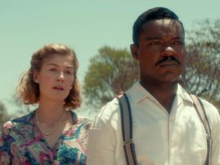 A United Kingdom: Family Of Botswana (US Featurette)