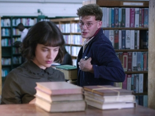 This Beautiful Fantastic: The Library