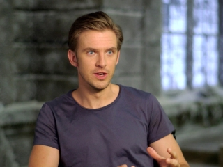 Beauty And The Beast: Dan Stevens On Working With Bill Condon