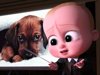 The Boss Baby: Meeting