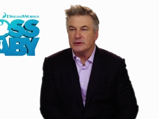 The Boss Baby: Alec Baldwin On The Story