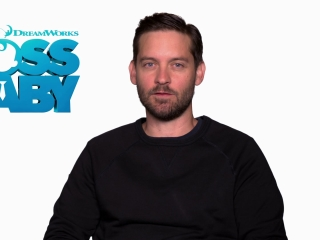 The Boss Baby: Tobey Maguire On His Character