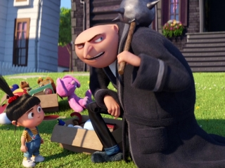 Despicable Me 3 (International Trailer 2 No Cast)
