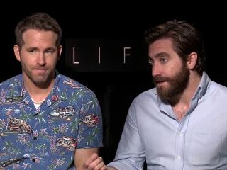 Life: Jake Gyllenhaal And Ryan Reynolds On The Film