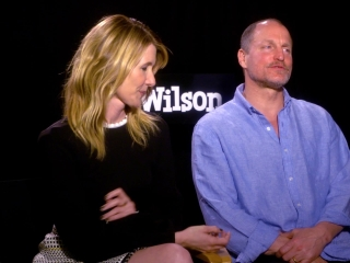 Wilson: Laura Dern & Woody Harrelson On What Drew Woody To The Role