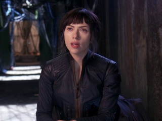 Ghost In The Shell: Scarlett Johansson on Major (International)