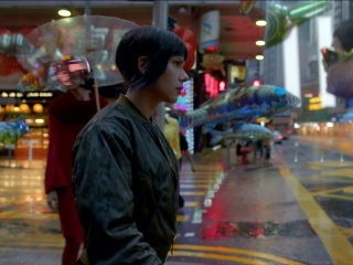 Ghost In The Shell: The Art Of The Film (Featurette)