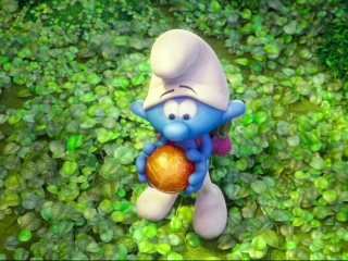 Smurfs: The Lost Village: Poached Egg