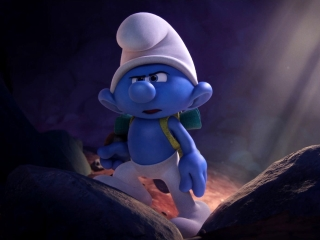 Smurfs: The Lost Village: Caves