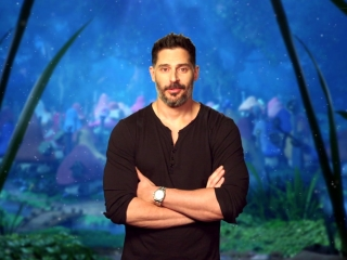 Smurfs: The Lost Village: Joe Manganiello On What Excited Him About The Project