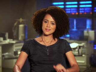The Fate Of The Furious: Nathalie Emmanuel On 'Cipher'