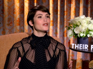 Their Finest: Gemma Arterton On How She Would Describe The Movie