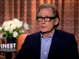 Their Finest: Bill Nighy On How He Would Describe The Movie